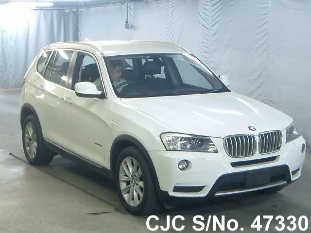 2011 BMW X3 Stock No 47330