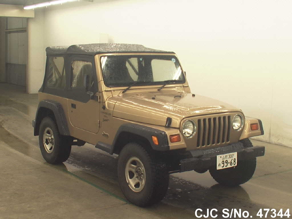 2000 Jeep / Wrangler Stock No. 47344
