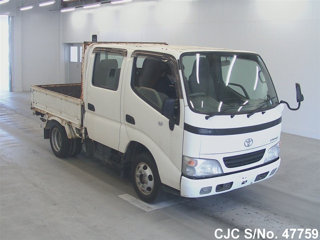 2006 toyota dyna truck for sale stock no 47759 japanese used cars exporter. Black Bedroom Furniture Sets. Home Design Ideas