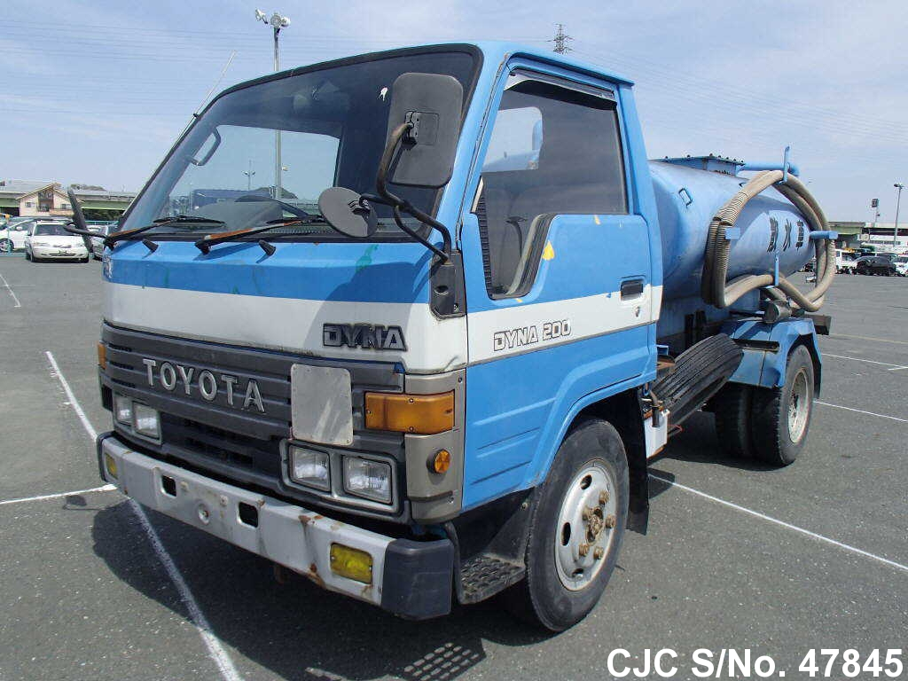 1988 toyota dyna truck for sale stock no 47845 japanese used cars exporter. Black Bedroom Furniture Sets. Home Design Ideas