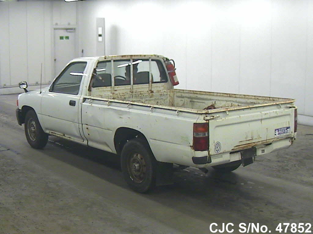 1994 Toyota Hilux Truck For Sale Stock No 47852 Japanese Used Cars Exporter