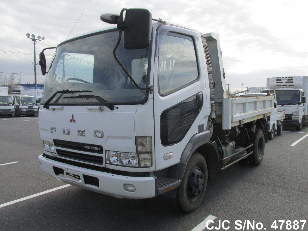 2004 mitsubishi fuso fighter truck for sale stock no 47887 japanese used cars exporter. Black Bedroom Furniture Sets. Home Design Ideas
