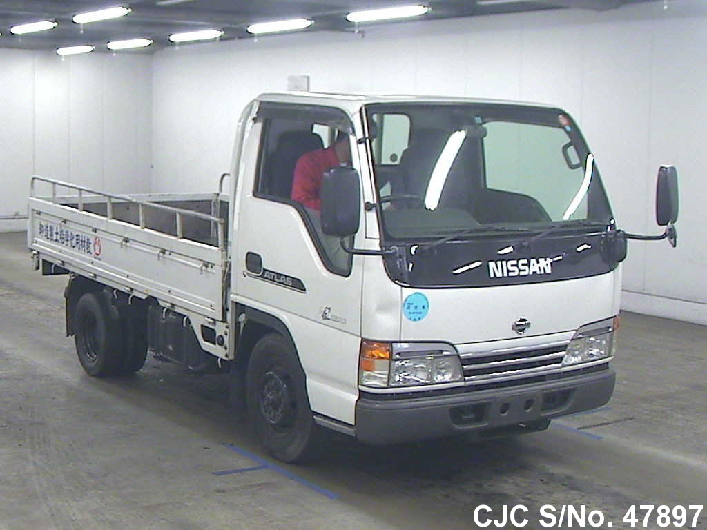 2000 Nissan Atlas Truck For Sale Stock No 47897 Japanese Used