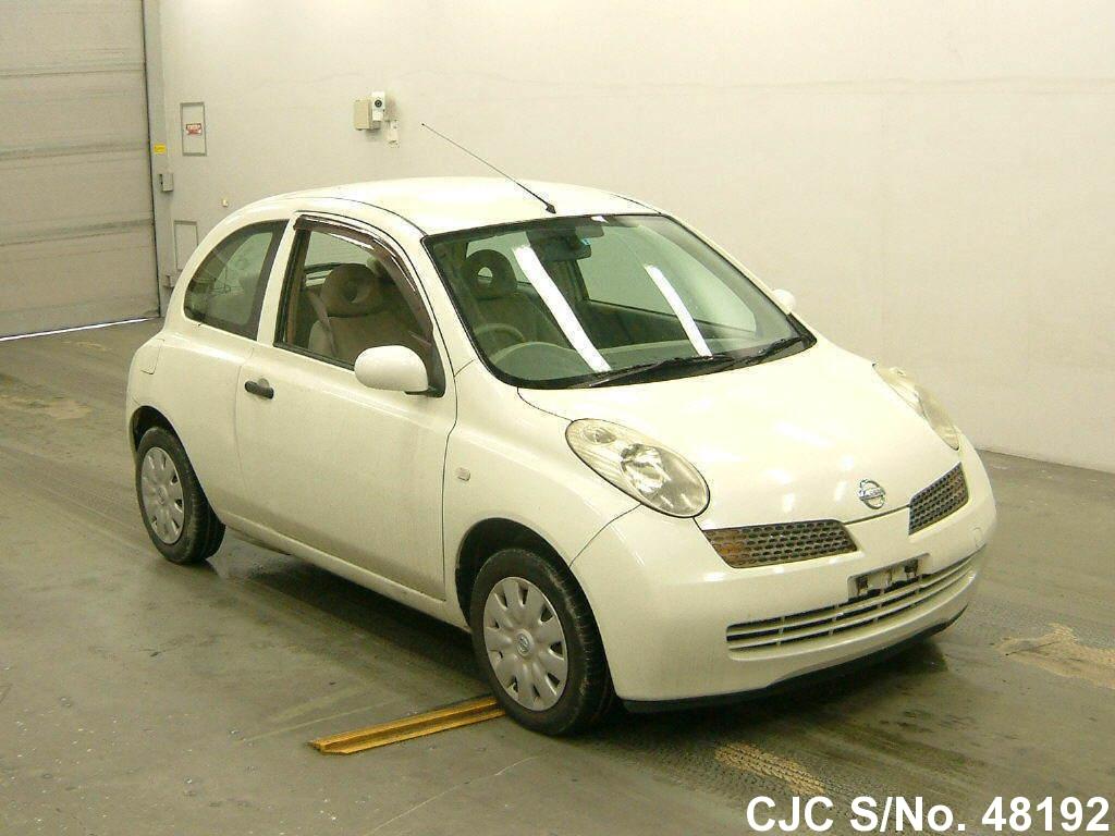 Nissan / March 2003 1.2 Petrol