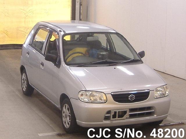 Suzuki / Alto 2002 0.66 Petrol