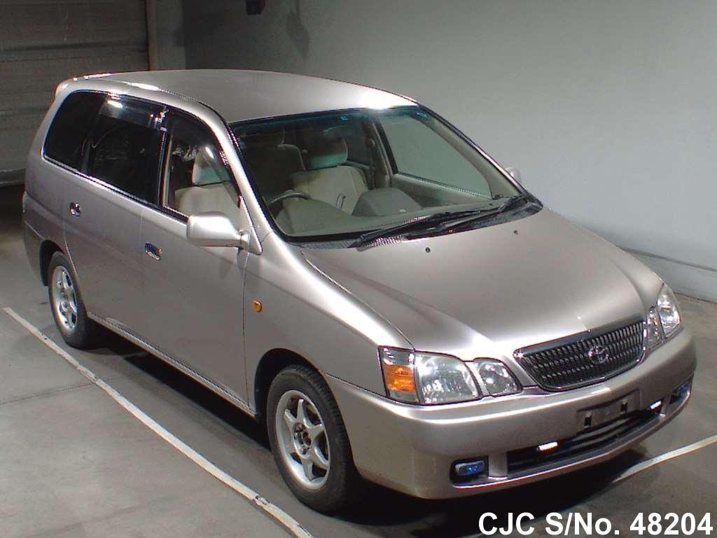 Toyota / Gaia 2001 2.0 Petrol