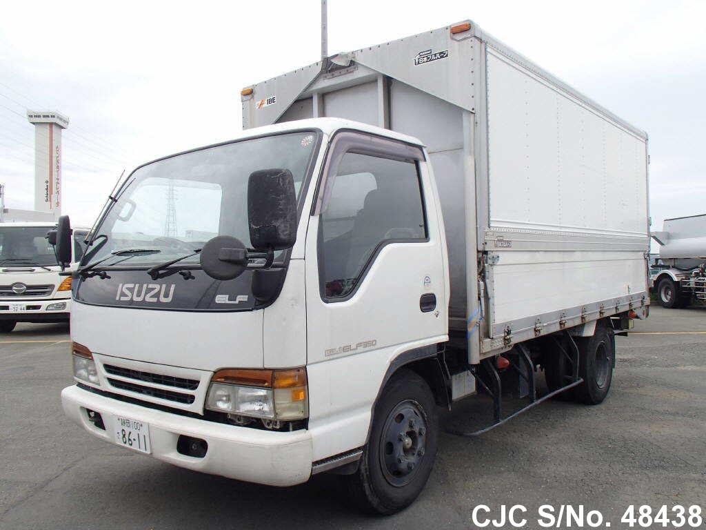 Isuzu / Elf 1994 4.3 Diesel