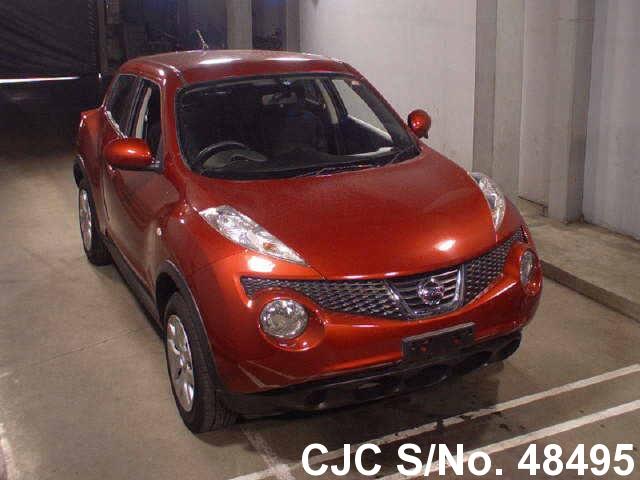 Nissan / Juke 2011 1.5 Petrol