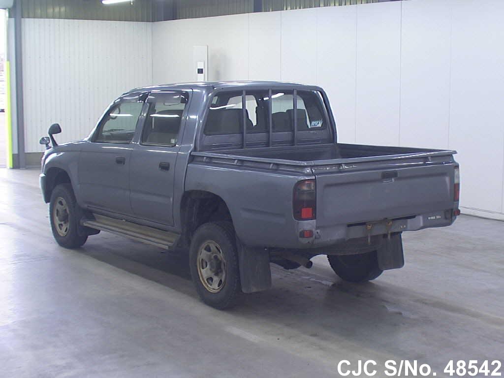 1999 toyota hilux truck for sale stock no 48542. Black Bedroom Furniture Sets. Home Design Ideas