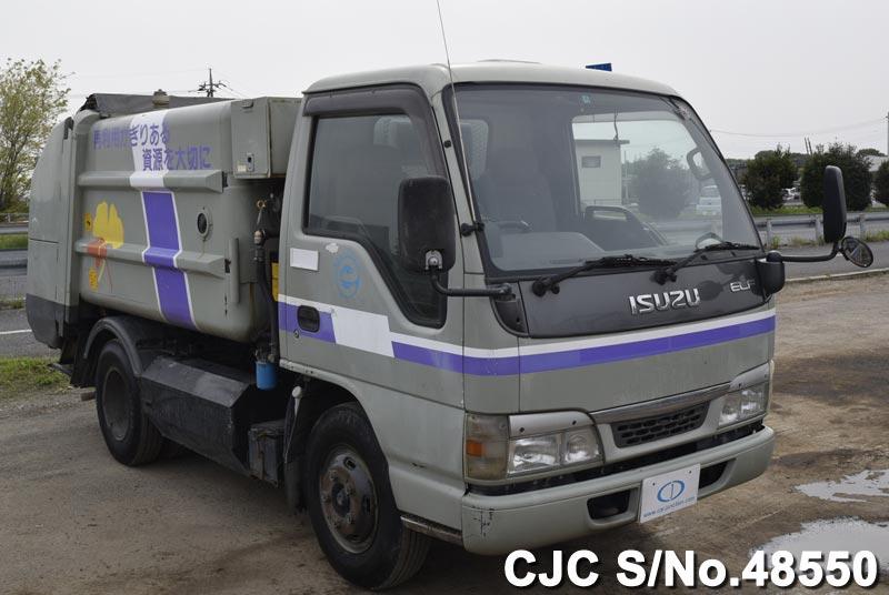 Isuzu / Elf 2002 4.8 CNG