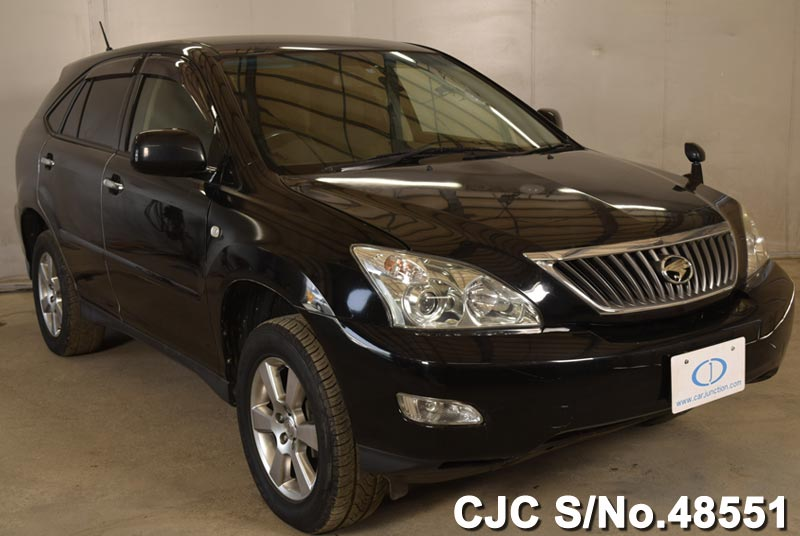 Toyota / Harrier 2007 2.4 Petrol