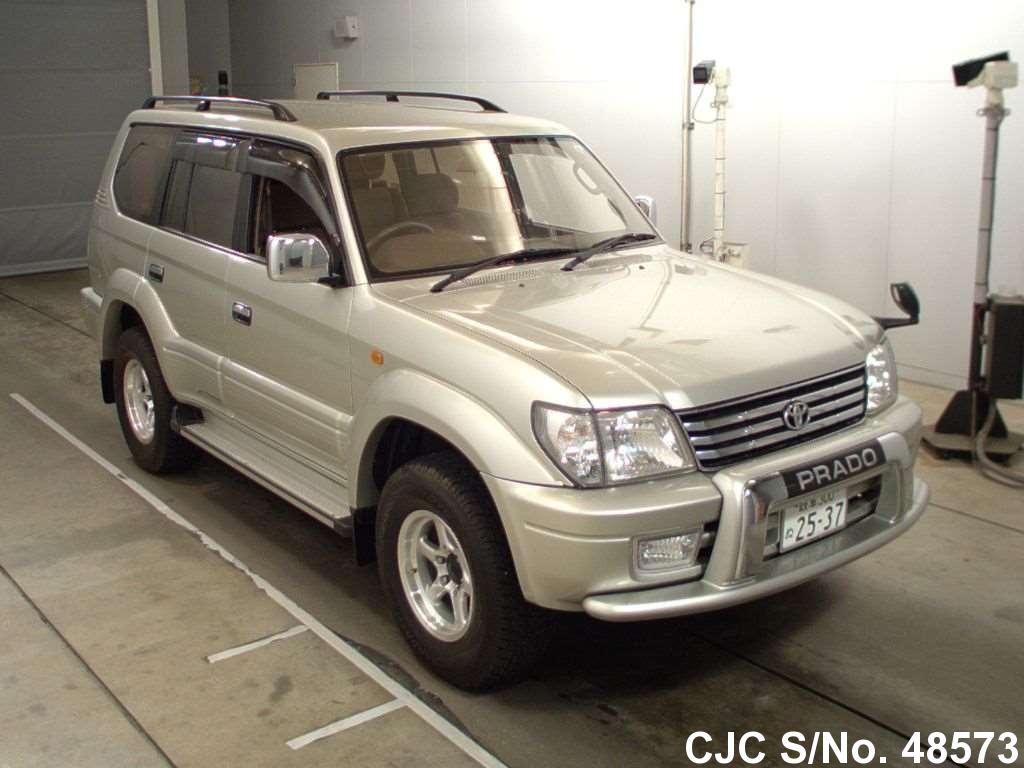 Toyota / Land Cruiser Prado 2002 2.7 Petrol