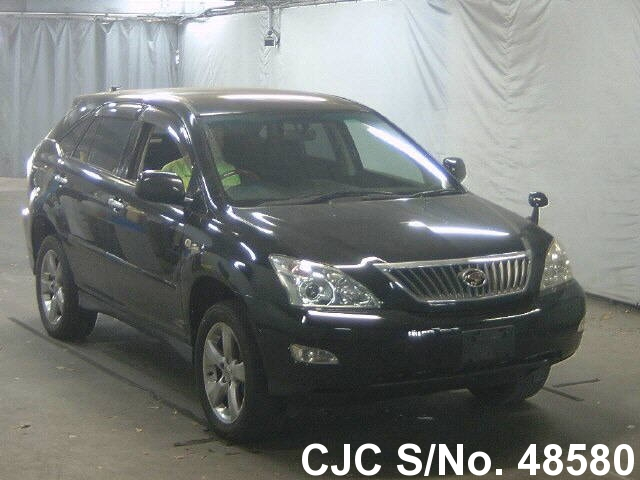 Toyota / Harrier 2008 2.4 Petrol