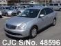 2011 Nissan / Bluebird Sylphy KG11
