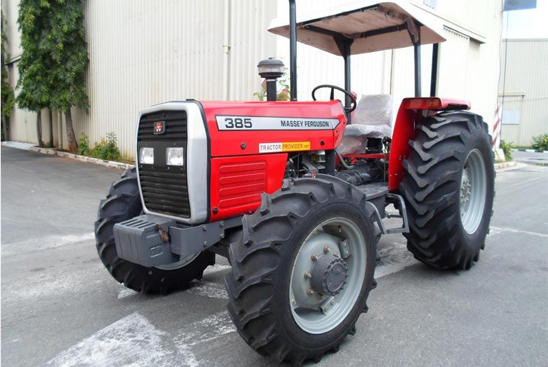 Brand New Massey Ferguson MF-385/4WD Tractors for sale | Car