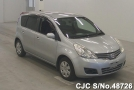 2011 Nissan / Note Stock No. 48726