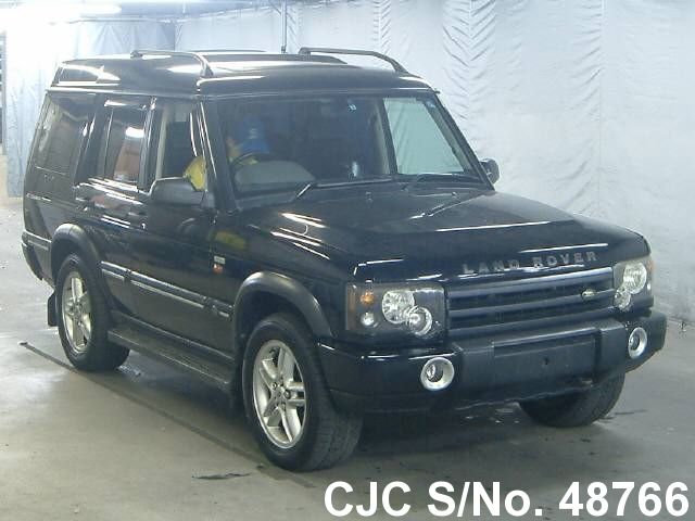 Land Rover / Discovery 2004 4.0 Petrol
