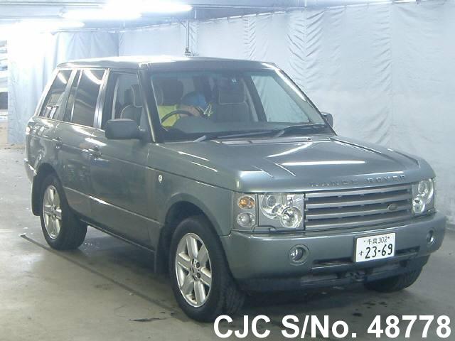 Land Rover / Range Rover 2003 4.4 Petrol