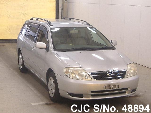 Toyota / Corolla Fielder 2001 1.5 Petrol