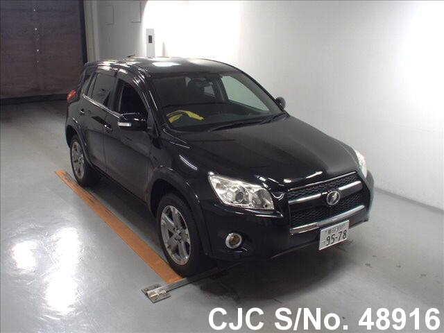 Toyota / Rav4 2008 2.4 Petrol