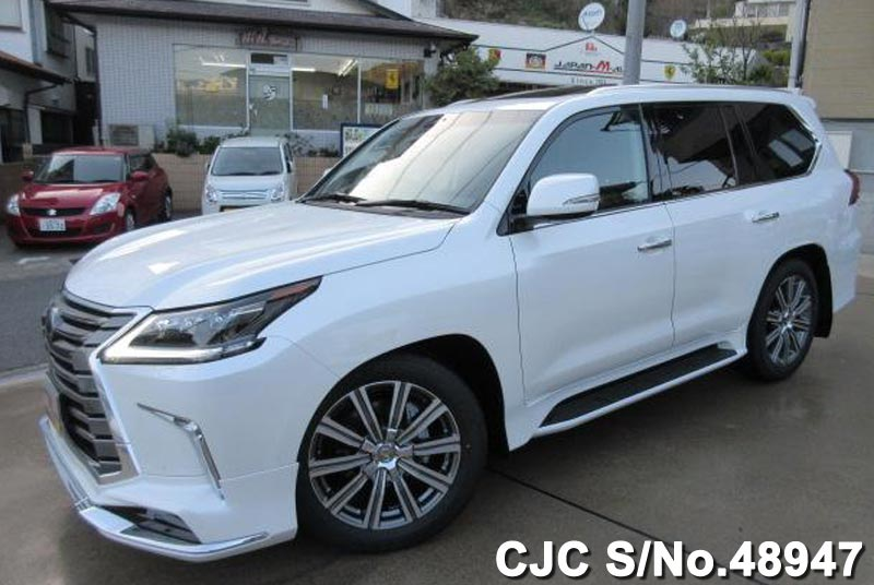 2016 Lexus / LX 570 Stock No. 48947