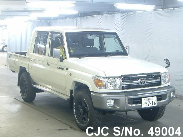 2015 Toyota Land Cruiser Truck For Sale Stock No 49004
