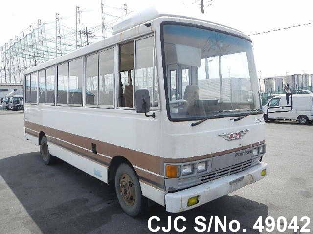 Hino / Rainbow Bus 1987 4.0 Diesel