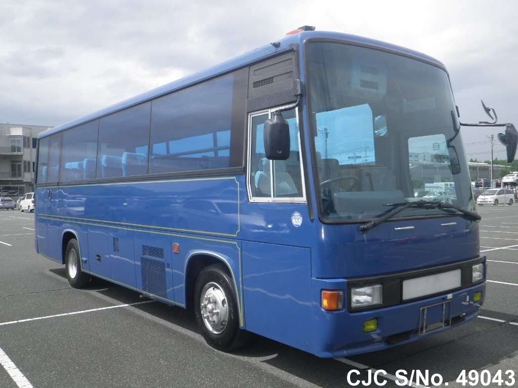 Hino / Rainbow Bus 1993 7.4 Diesel
