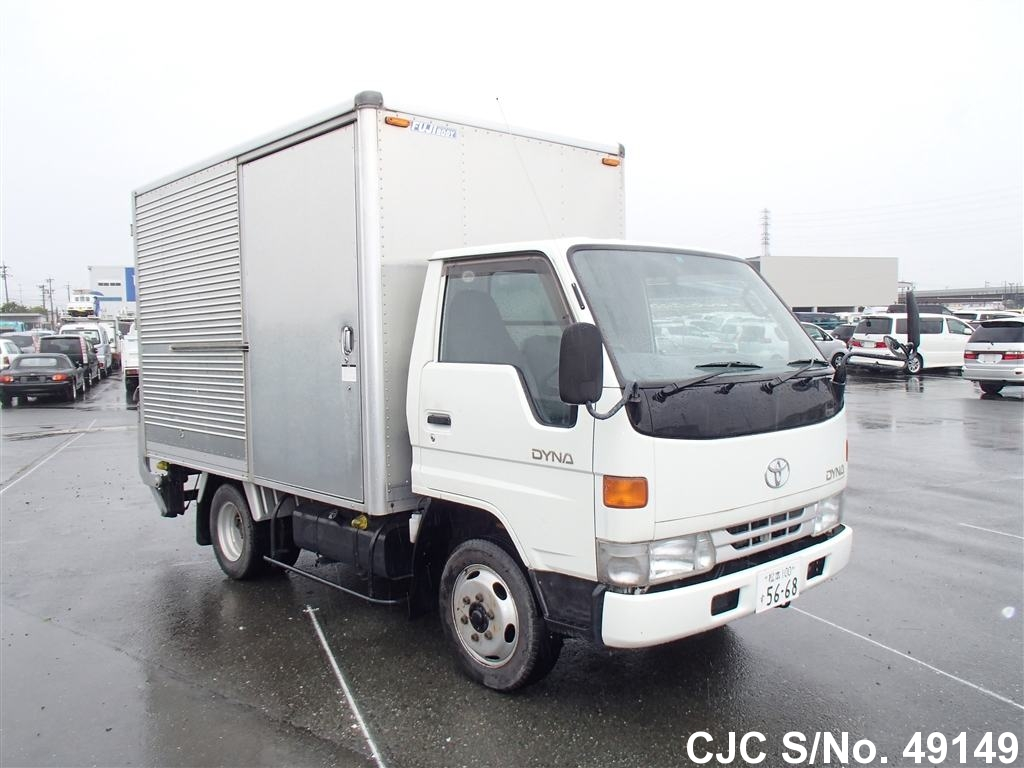 1998    Toyota       Dyna    Box    Trucks    for sale   Stock No 49149