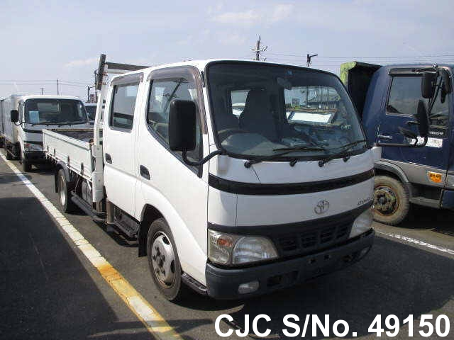 Toyota / Dyna 2003 4.6 Diesel