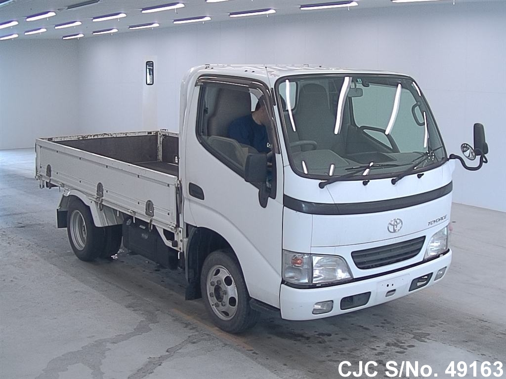 2003 toyota dyna truck for sale stock no 49163 japanese used cars exporter. Black Bedroom Furniture Sets. Home Design Ideas