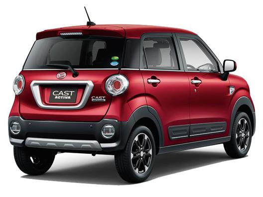 Brand New Daihatsu Cast Activa For Sale
