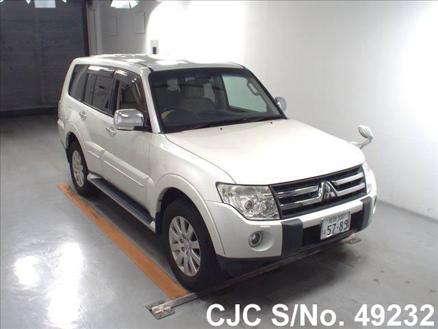 Mitsubishi / Pajero 2006 3.8 Petrol