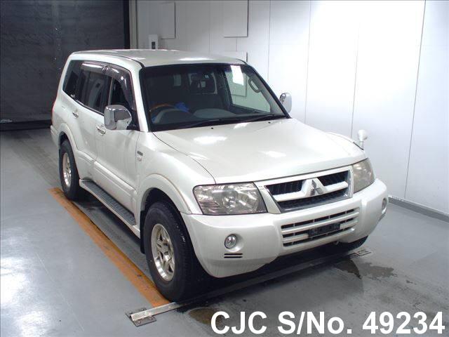 Mitsubishi / Pajero 2004 3.5 Petrol