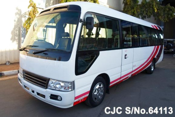 2002 Toyota / Coaster Stock No. 64113