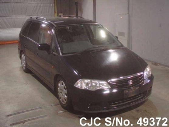 2001 honda black for sale stock no 49372 japanese used cars exporter. Black Bedroom Furniture Sets. Home Design Ideas