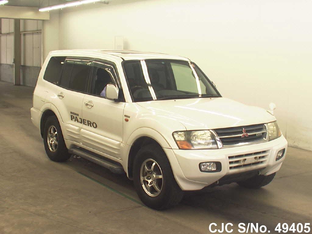 Mitsubishi / Pajero 2000 3.5 Petrol