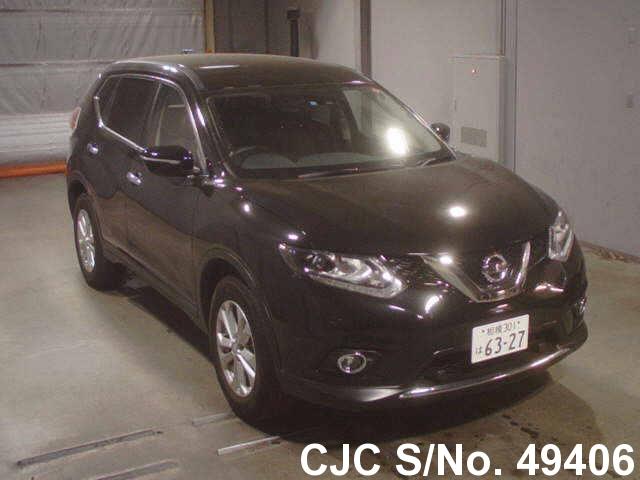 Nissan / X Trail 2014 2.0 Petrol