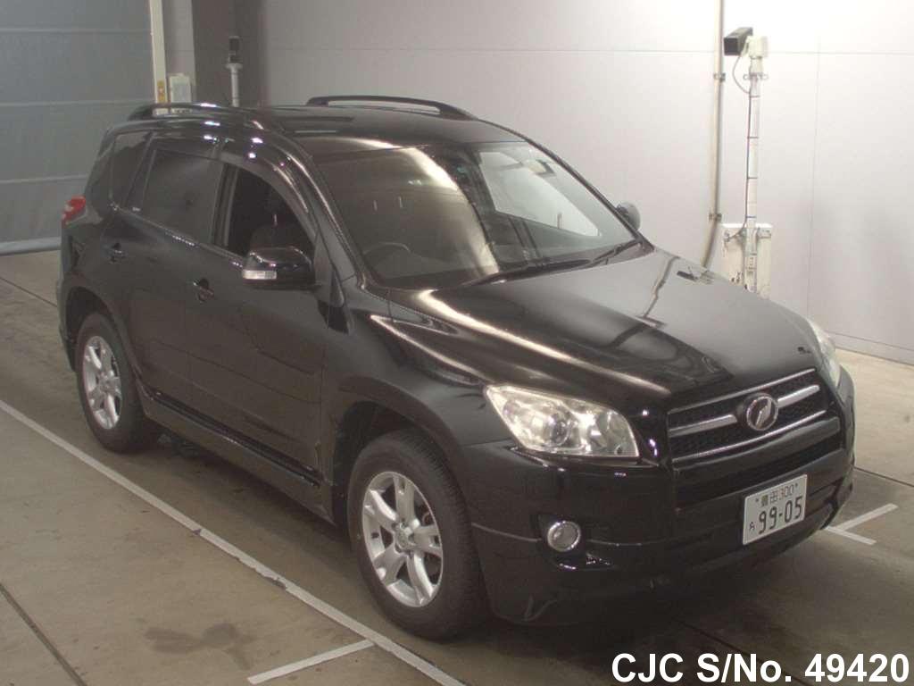 Toyota / Rav4 2010 2.4 Petrol
