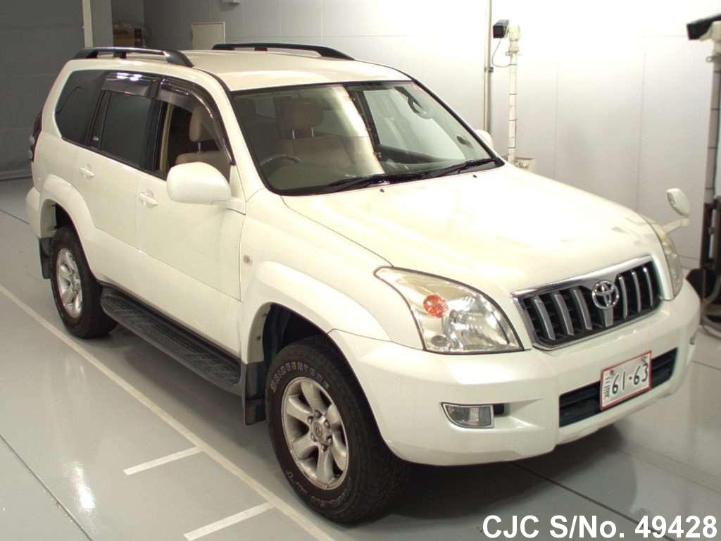 Toyota / Land Cruiser Prado 2005 2.7 Petrol