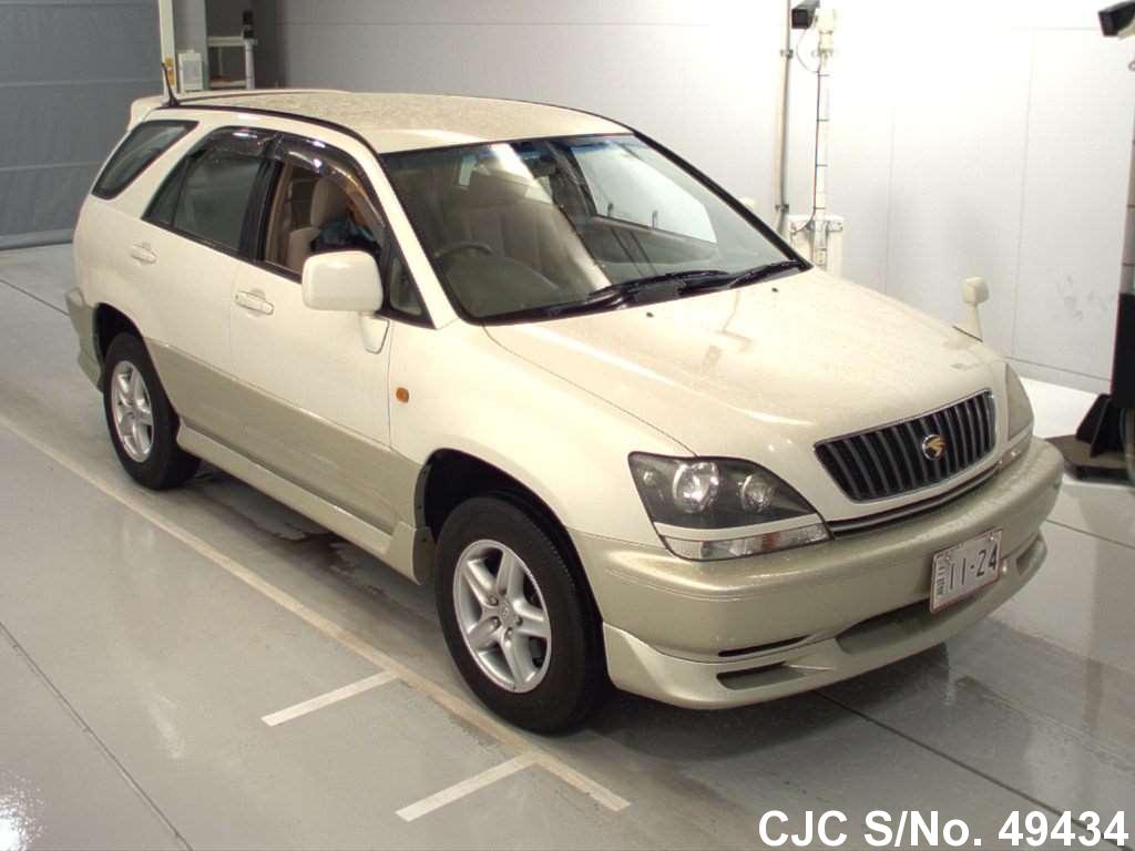 Toyota / Harrier 1998 3.0 Petrol