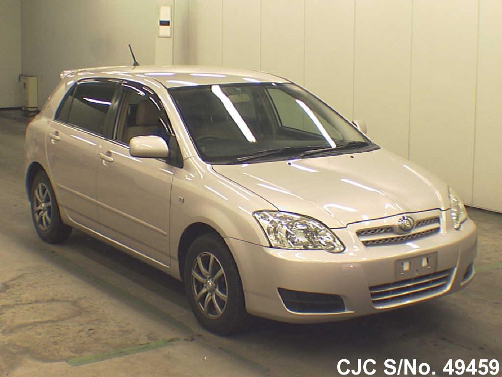 Toyota / Allex 2006 1.5 Petrol