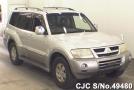 2003 Mitsubishi / Pajero Stock No. 49480