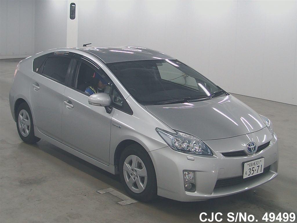 Toyota / Prius Hybrid 2011 1.8 Hybrid