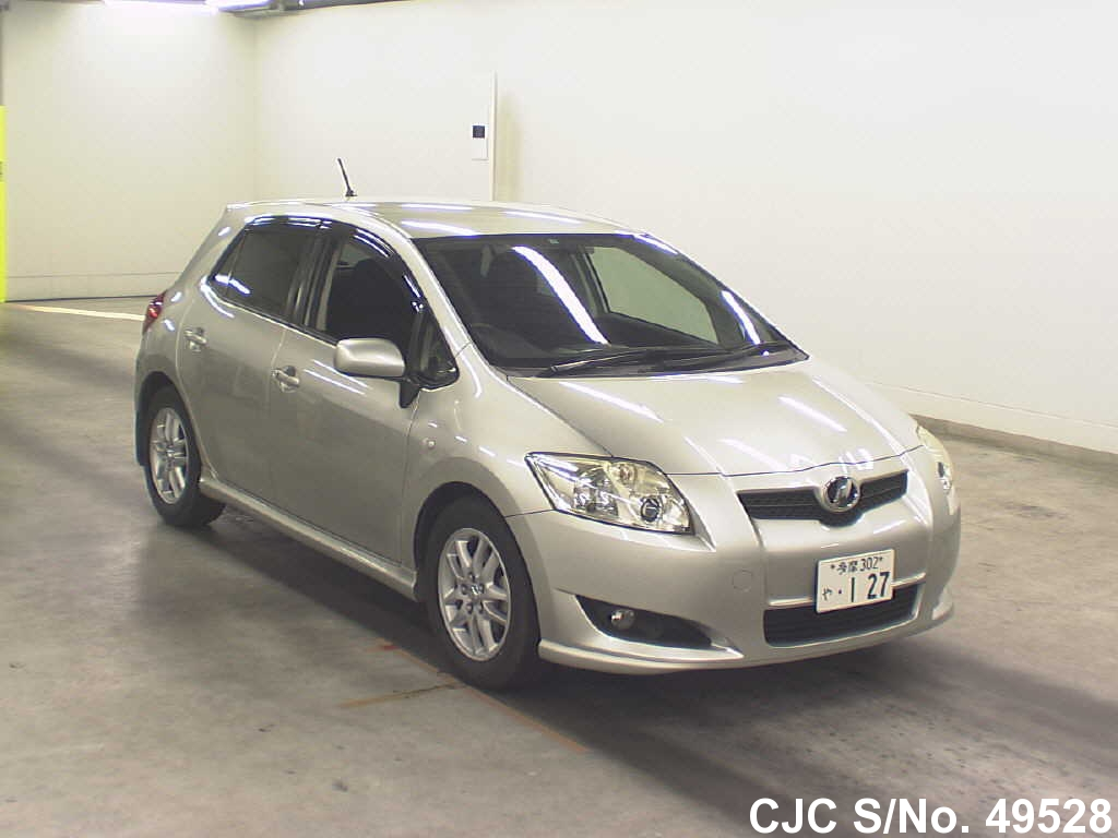 Toyota / Auris 2008 1.8 Petrol