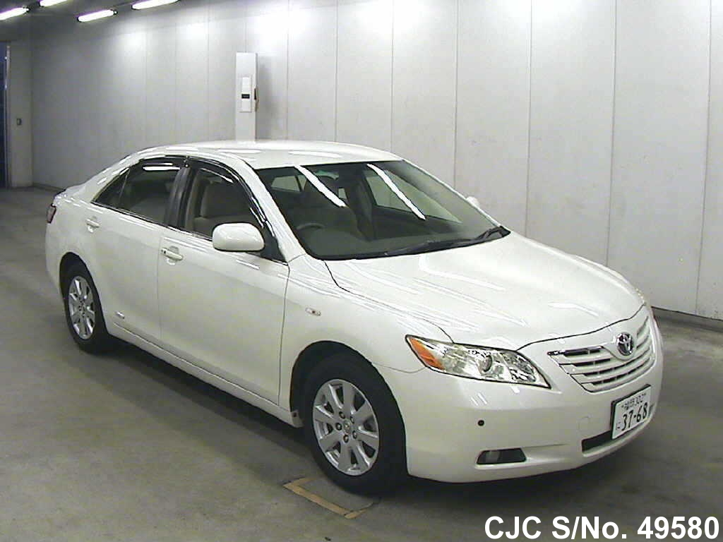 2008 toyota camry pearl for sale stock no 49580. Black Bedroom Furniture Sets. Home Design Ideas
