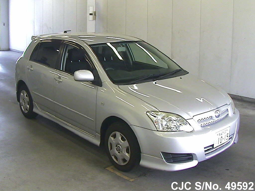 Toyota / Allex 2004 1.5 Petrol