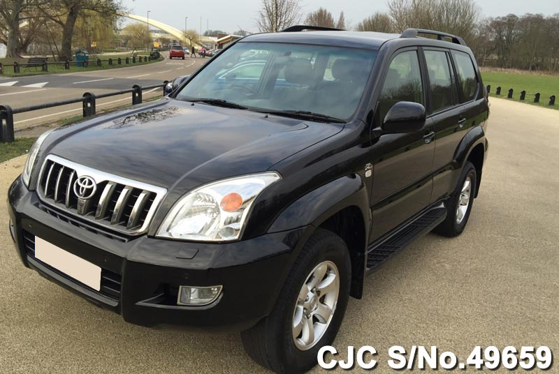 2007 Toyota / Land Cruiser Prado Stock No. 49659