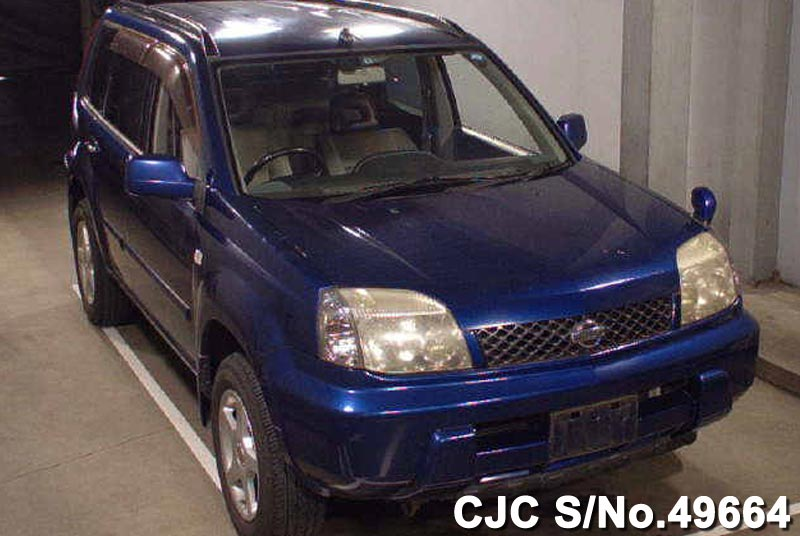 Nissan / X Trail 2001 2.0 Petrol