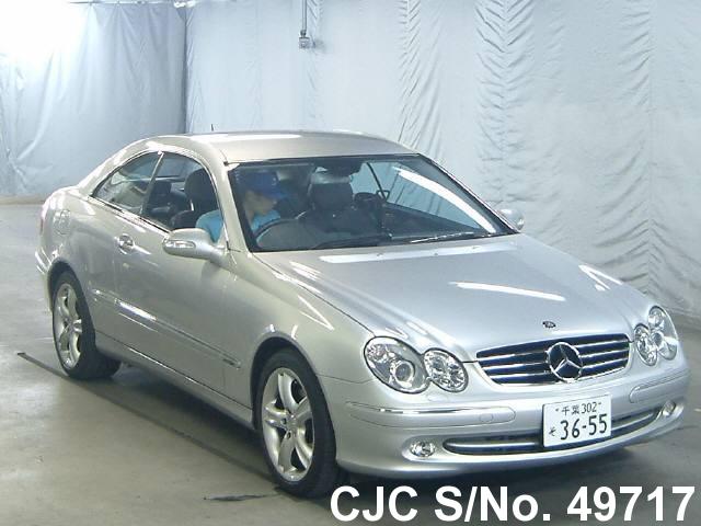Mercedes Benz / CLK Class 2005 1.8 Petrol